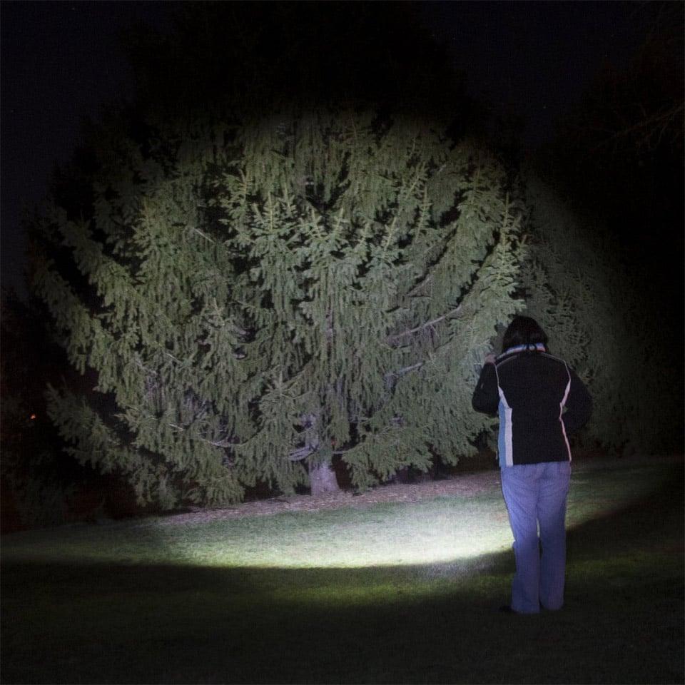 AYL LED Tactical Torch Flashlight