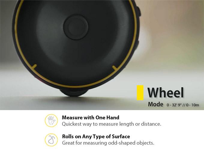 Bagel Smart Tape Measure