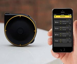 Bagel Smart Tape Measure