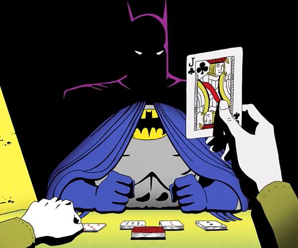 Batman: The Killing Joke Redrawn