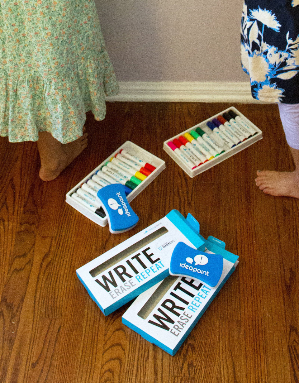 BLIK Dry Erase Coloring Decal