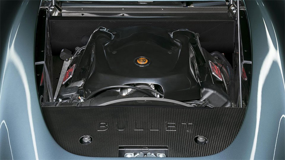 Bristol Bullet Roadster
