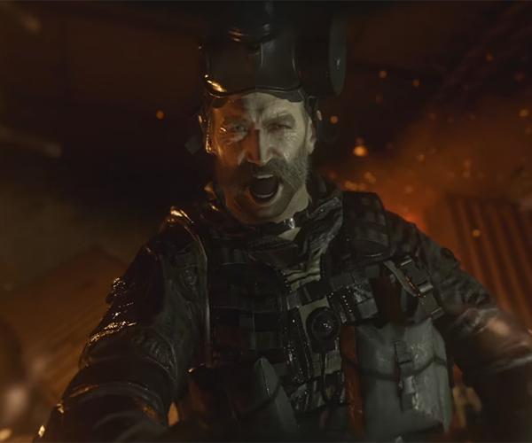 CoD 4: Modern Warfare Remastered