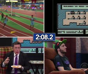 Colbert vs. Gamer vs. Runners