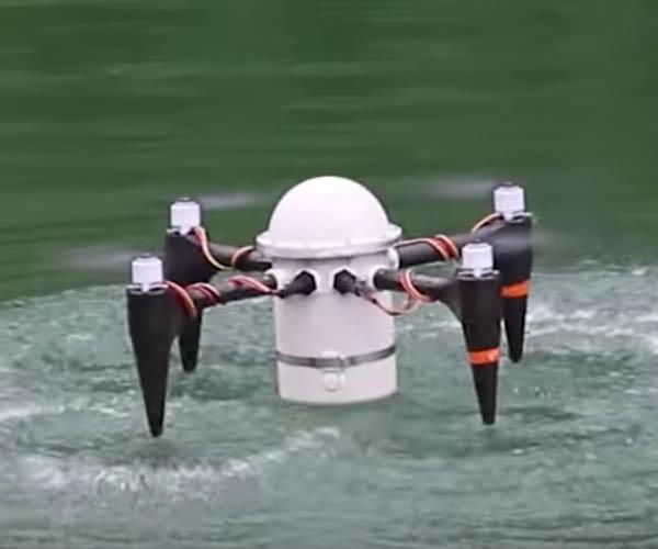 CRACUNS Underwater Drone