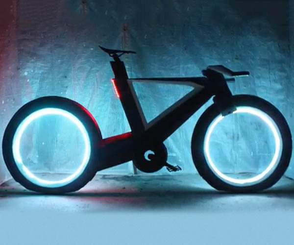 Cyclotron Bike