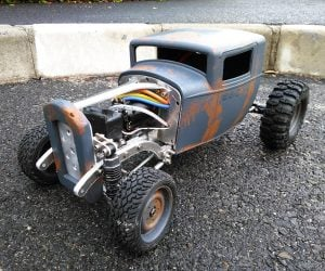 DIY RC Hot Rod