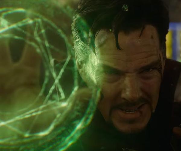 Doctor Strange (Trailer)