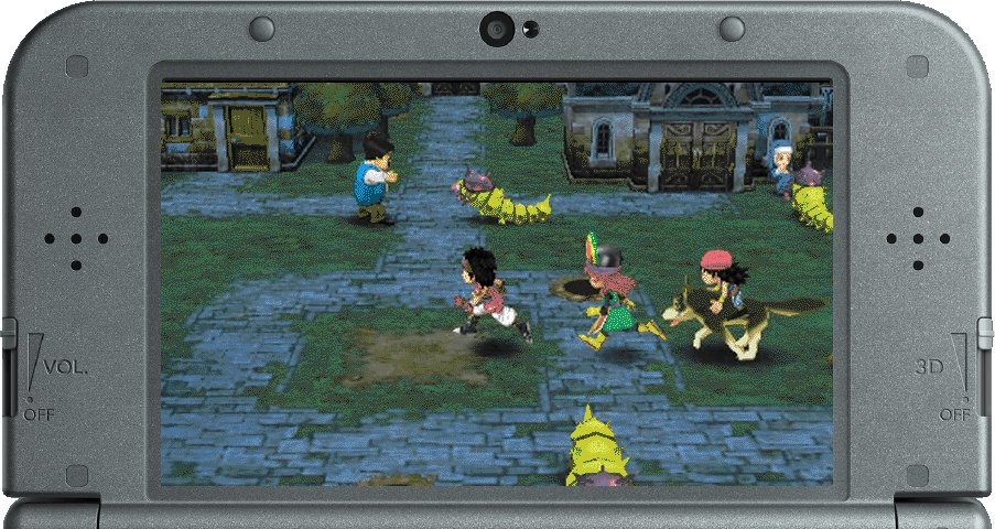 Dragon Quest VII for 3DS