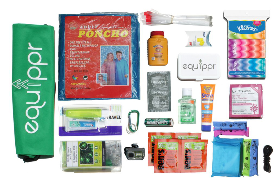 Equippr Festival Kits