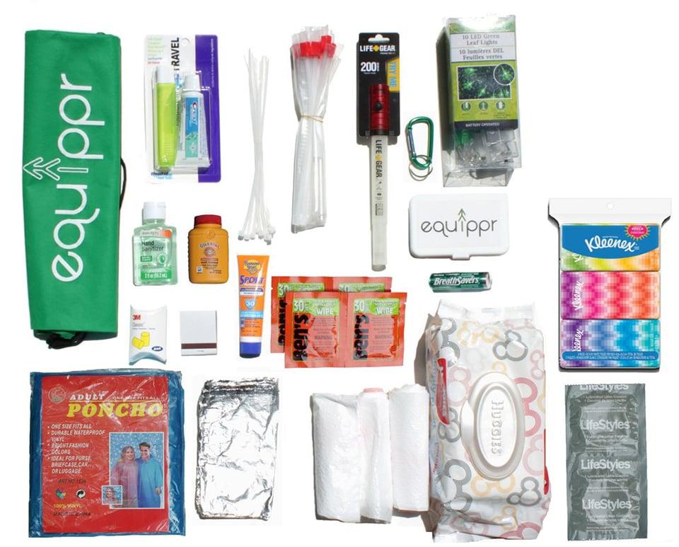 Equippr Festival Kits