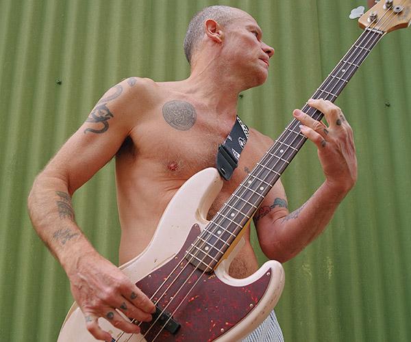 Flea x Fender Signature Bass