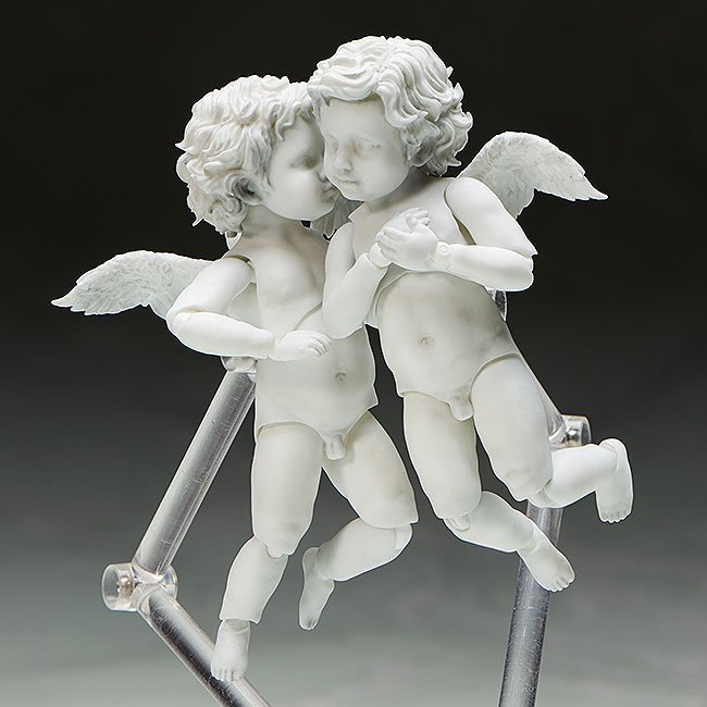 Angel Statues Action Figures