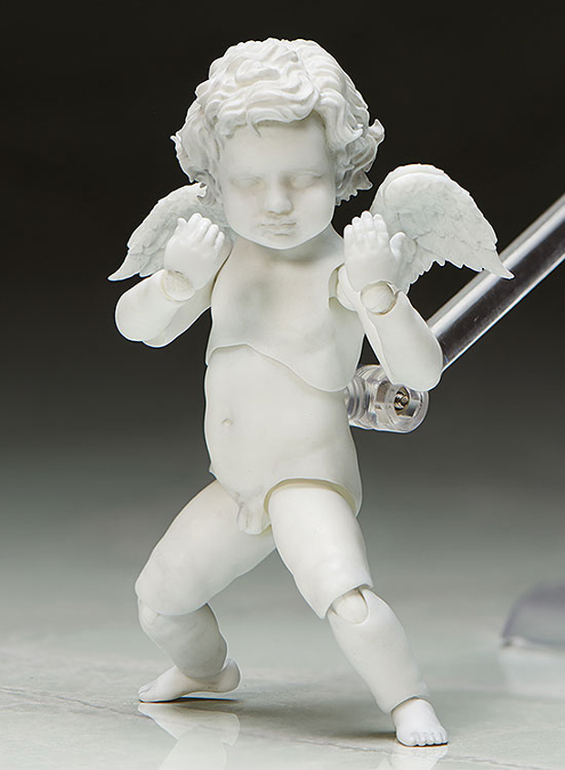 Angel Statues Action Figures