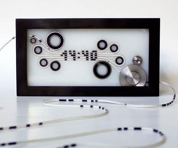 FLUX 1440 Clock