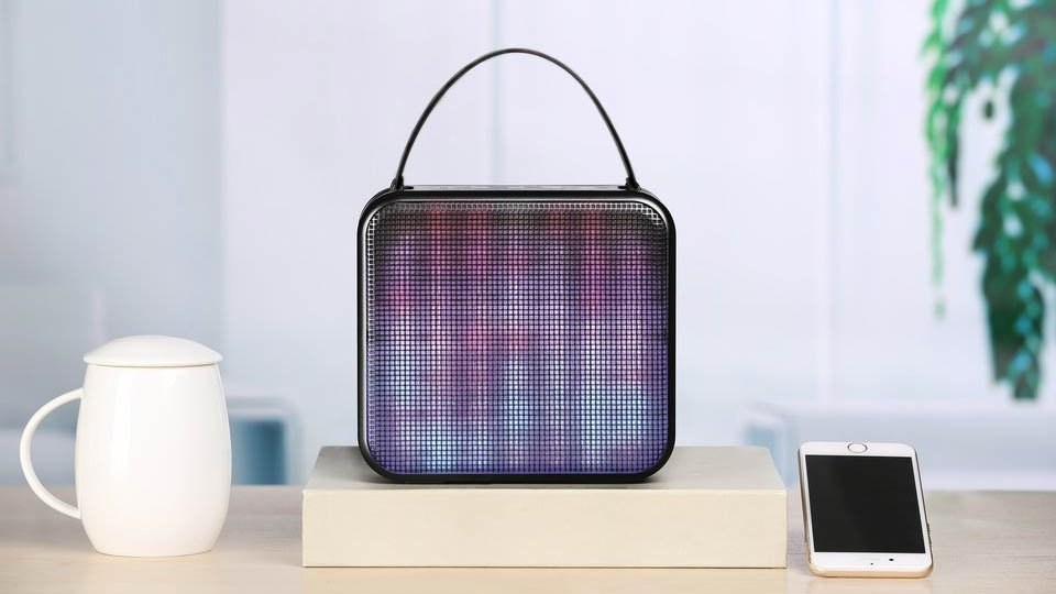 Deal: FRESHeCOLOR Bluetooth Speaker