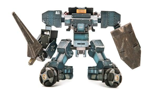 Ganker RC Combat Robots
