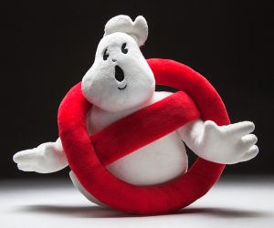 Ghostbusters Phunny Plushies