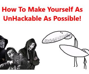 How to Be 100% Hackproof
