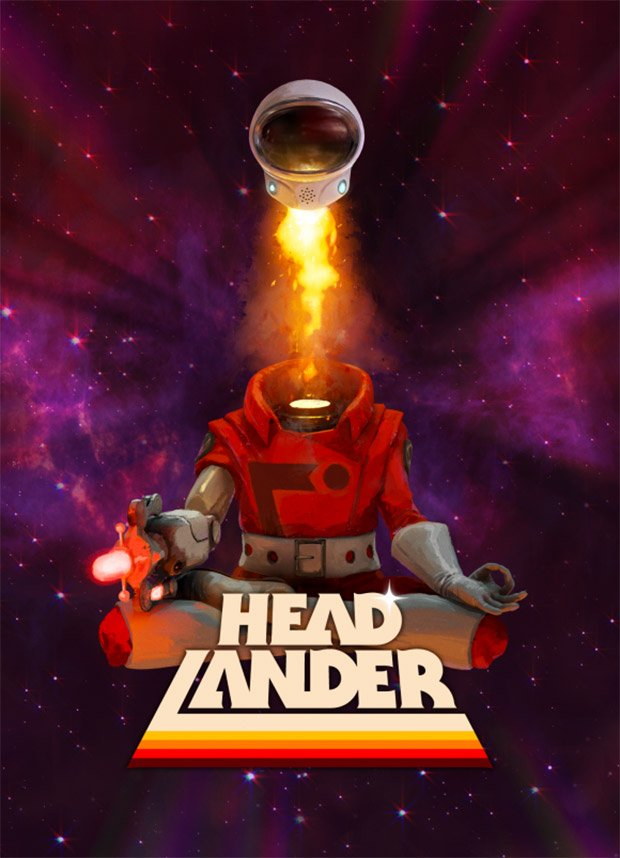 Headlander (Gameplay)
