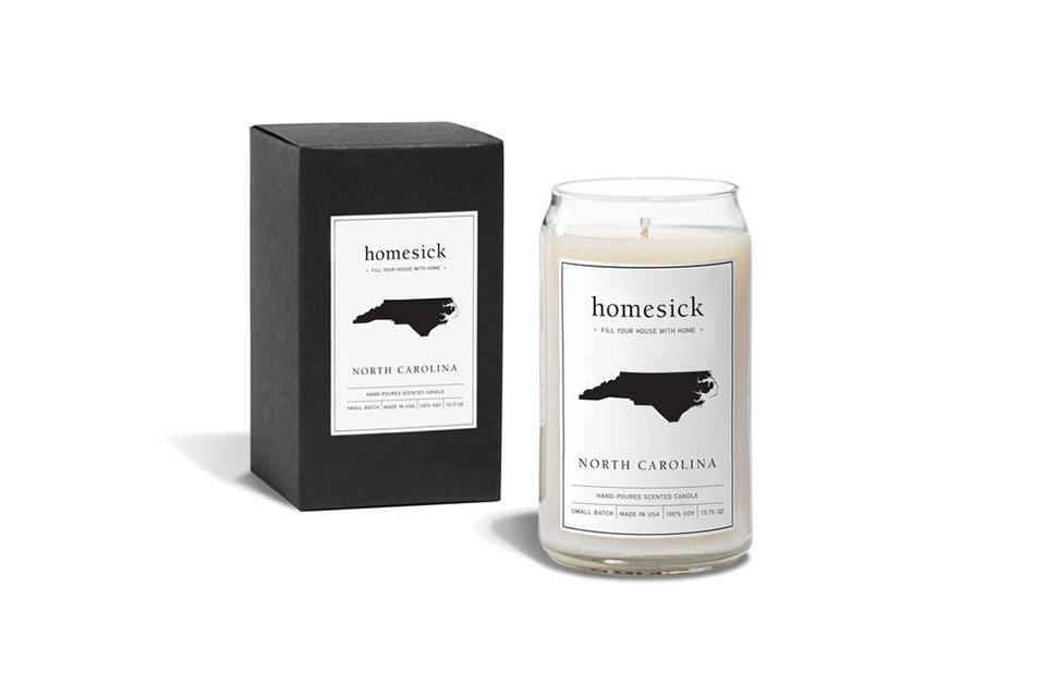 Homesick Candles