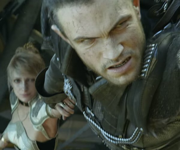 Kingsglaive Final Fantasy XV (Trailer 3)