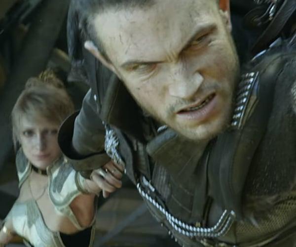 Kingsglaive Final Fantasy XV (Trailer 3)
