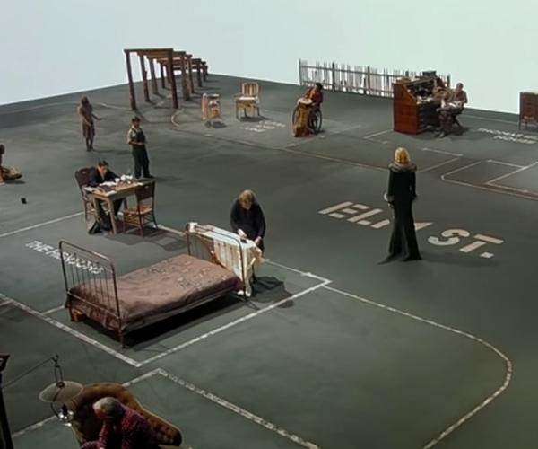 Lars Von Trier: Deconstructing Cinema