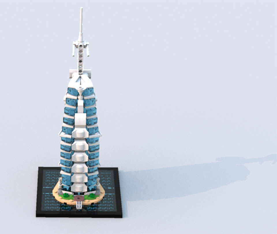 LEGO Ideas: Burj Al Arab