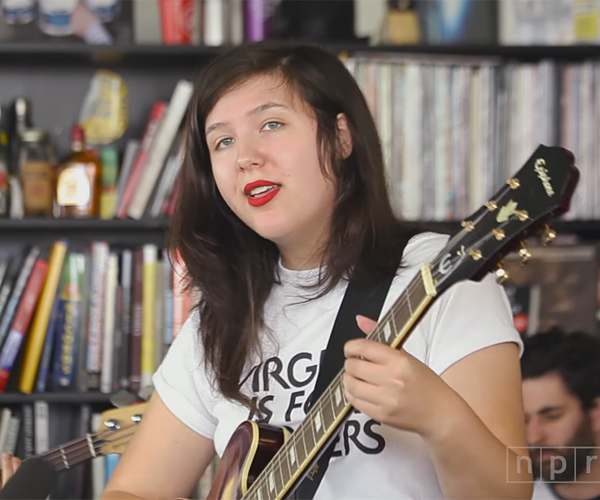 Lucy Dacus Live