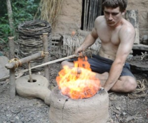 Making a Forge Blower