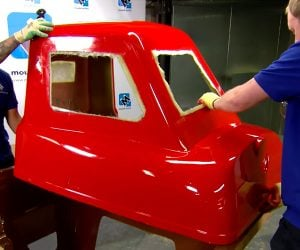 Making the World's Smallest Car