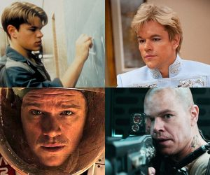 The Evolution of Matt Damon