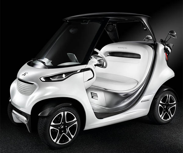Mercedes-Benz Garia Golf Cart