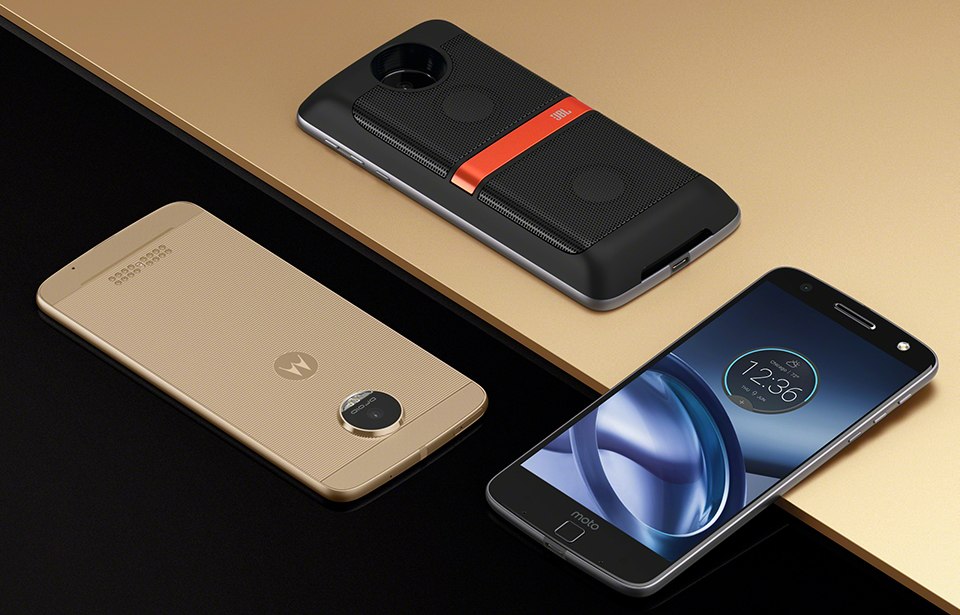 Motorola Moto Z & Z Force