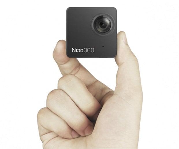 Nico360 VR Camera