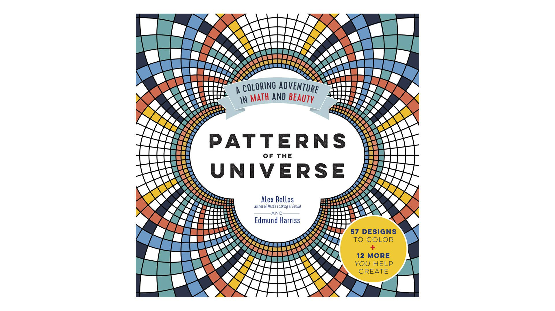 Patterns of the Universe Coloring Book