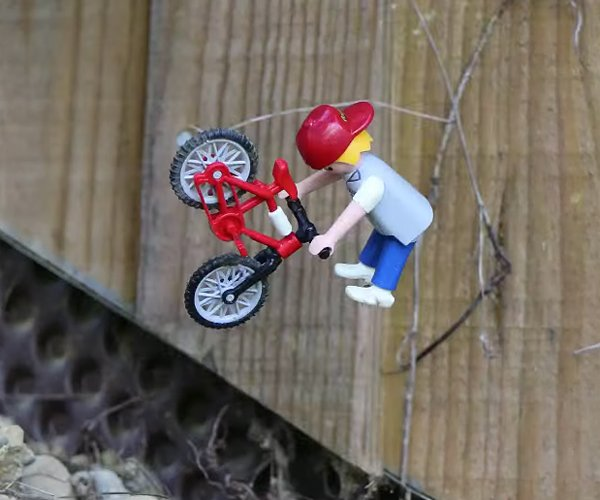 Playmobil MTB & BMX Stop Motion