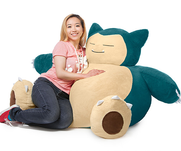 Pokémon Snorlax Bean Bag