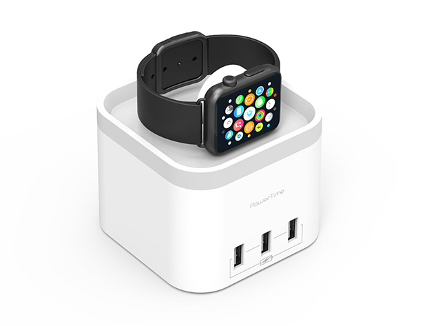 Deal: PowerTime Apple Watch Dock