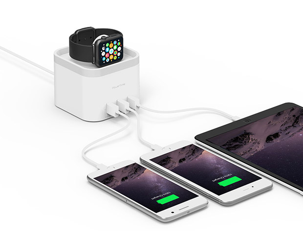 Deal: PowerTime Apple Watch Dock