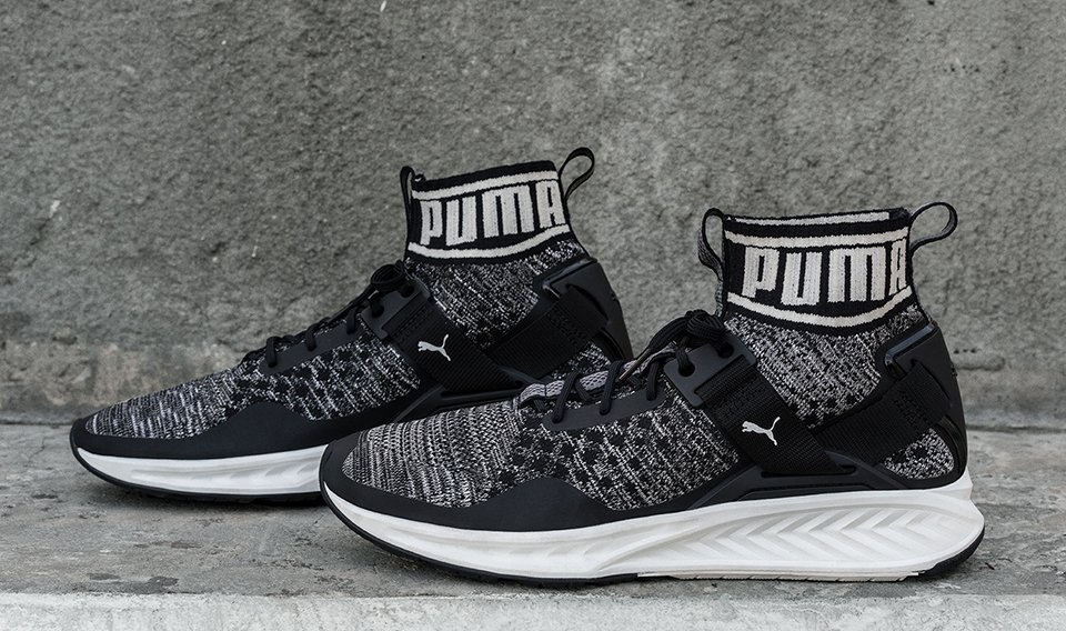 puma ignite evo knit