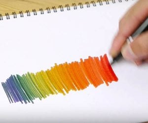 Rainbow Pen Hack