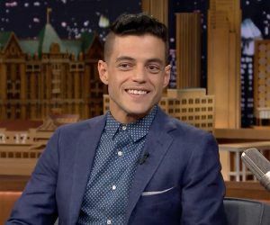 Rami Malek on Robert Downey Jr.