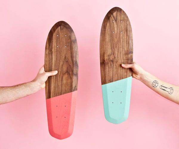 Rollholz Skateboards