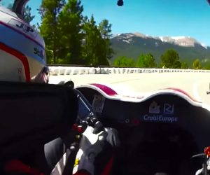 2016 Pikes Peak Winner POV