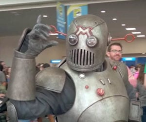 SDCC 2016 Cosplay Music Video