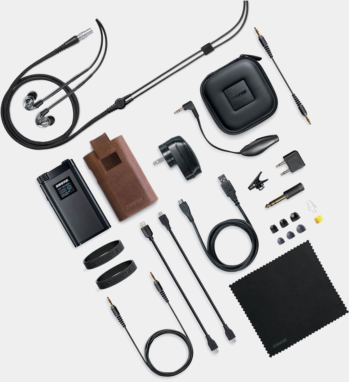 Shure KSE1500 Electrostatic Earphones