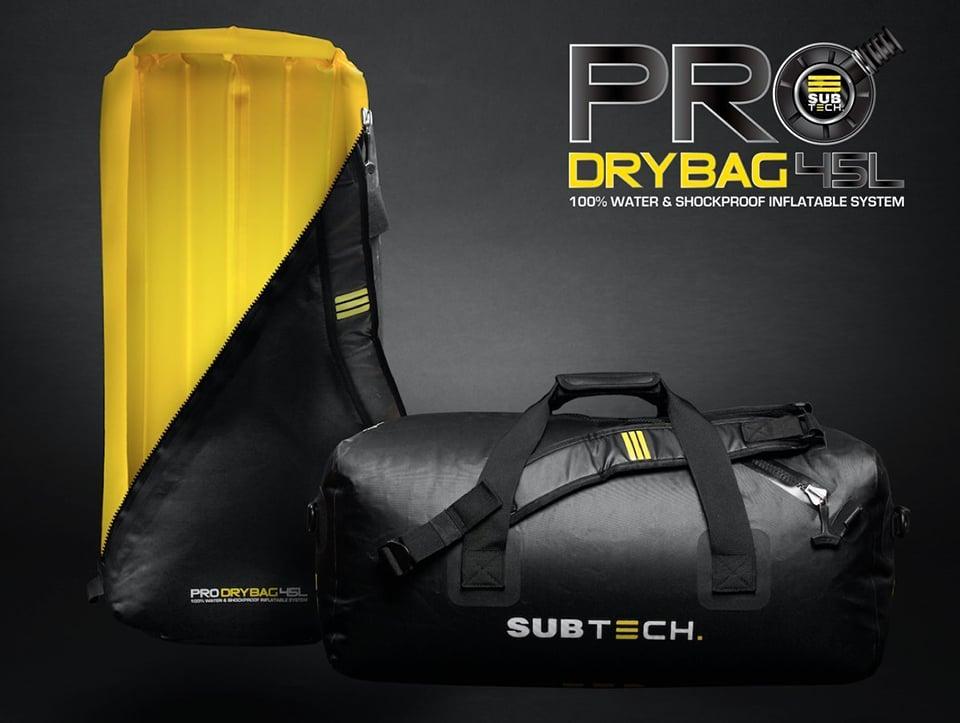 Subtech Pro Drybag 45L