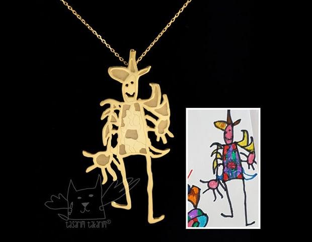 Doodle Jewelry